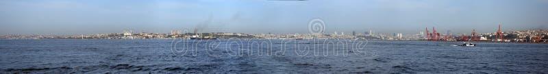 Istambul panorâmico fotos de stock royalty free