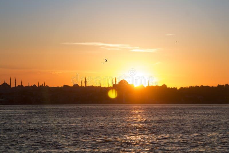 Istambul/Turquia imagem de stock
