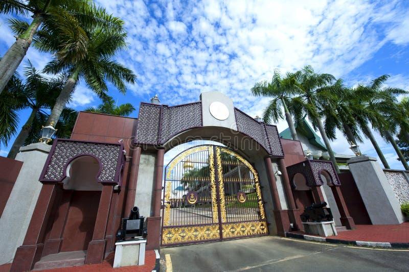 Istana Alam Shah imagens de stock royalty free
