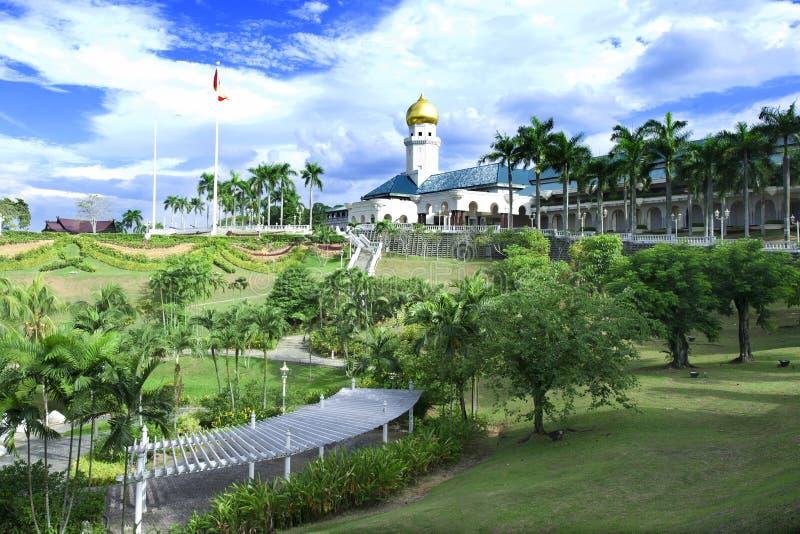 Istana Alam Shah fotografia de stock