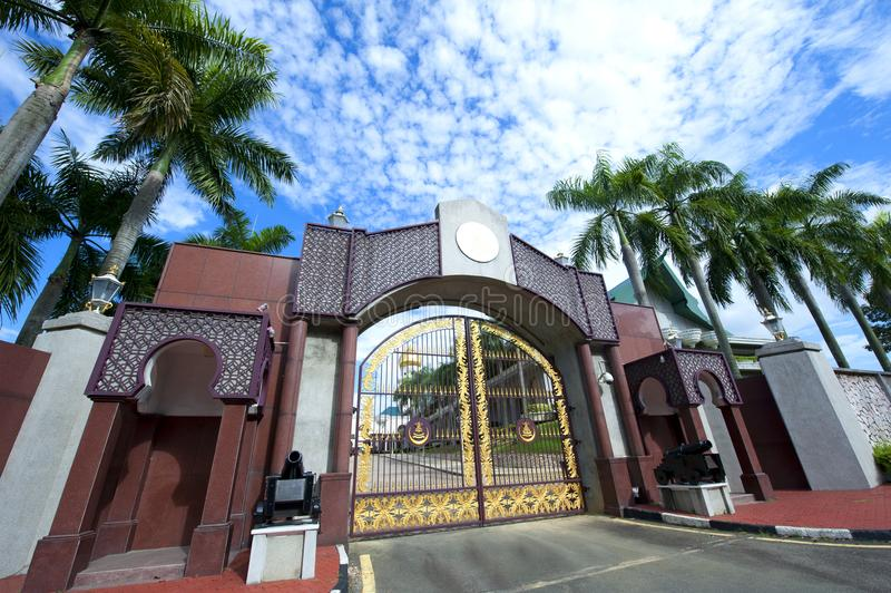 Istana Alam Shah imagem de stock royalty free