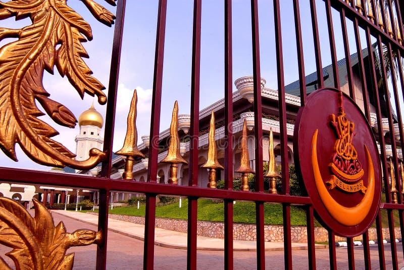 Istana Alam Shah arkivfoto