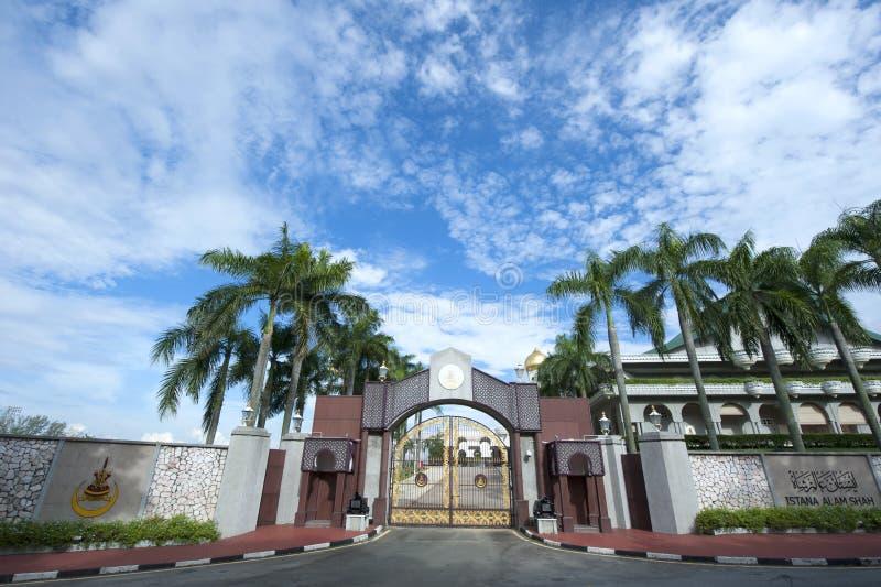 Istana Alam Shah fotos de stock