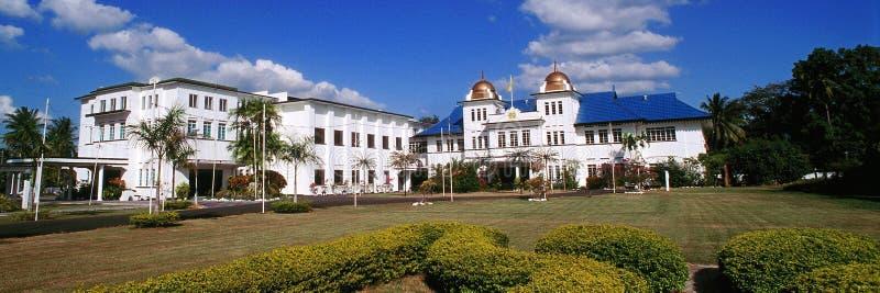 Istana Arau ou Royal Palace d'Arau images libres de droits