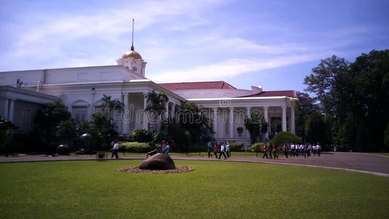 Istana Bogor images libres de droits