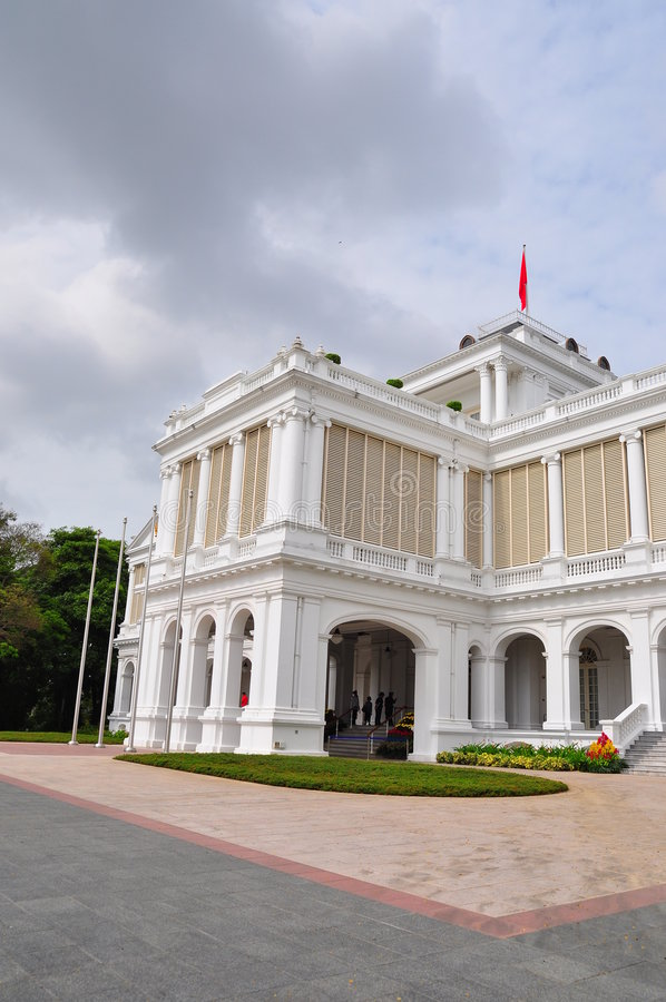 Istana Building Stock Images