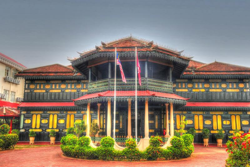 Istana Jahar 图库摄影