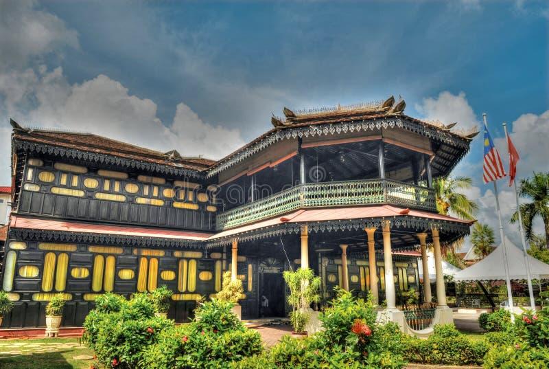 Istana Jahar 库存图片