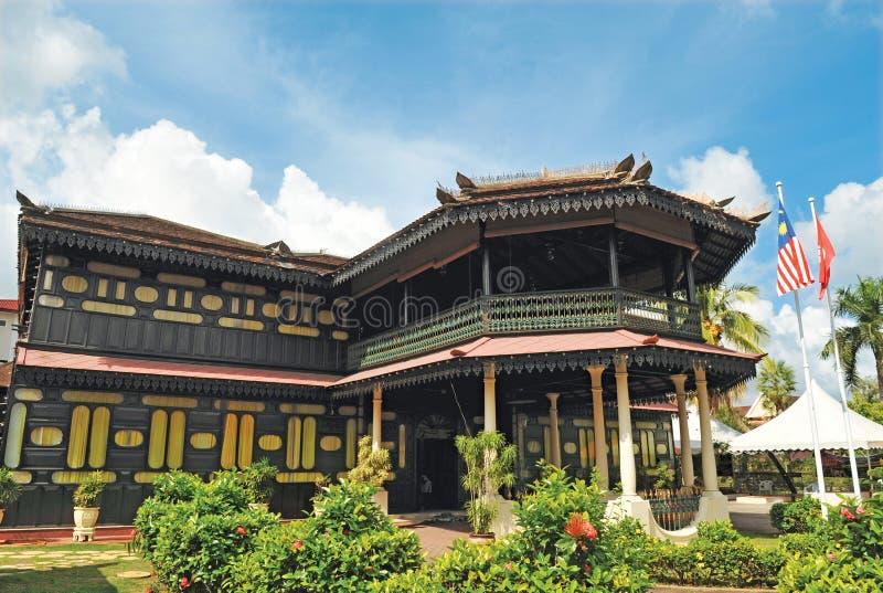 Istana Jahar 库存照片