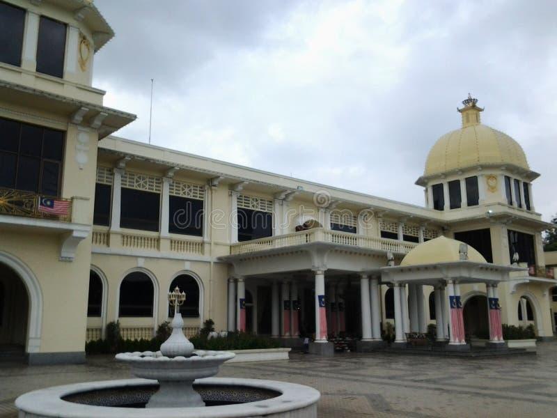 Istana Johor Bahru fotos de stock