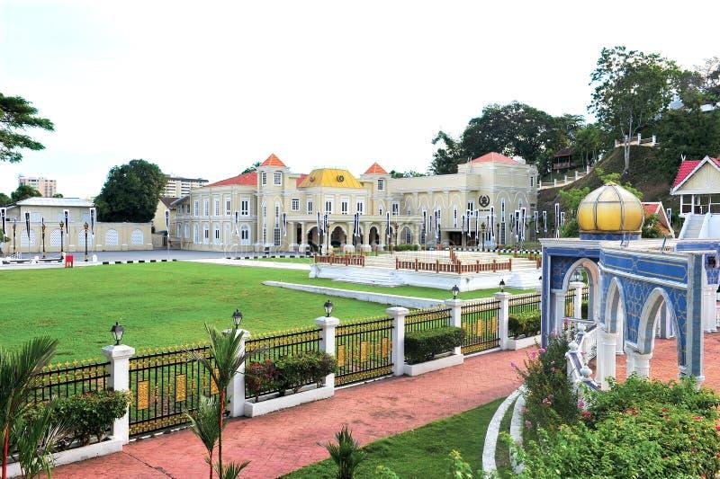 Istana Maziah arkivbilder