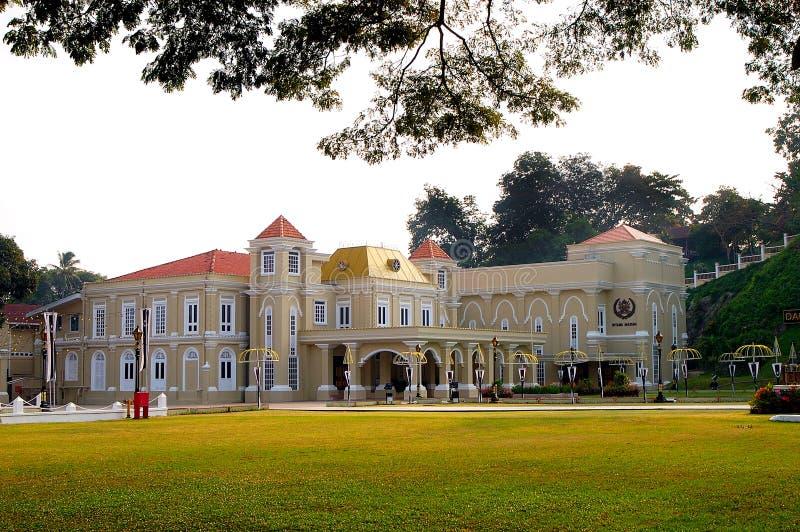 Istana Maziah arkivfoton