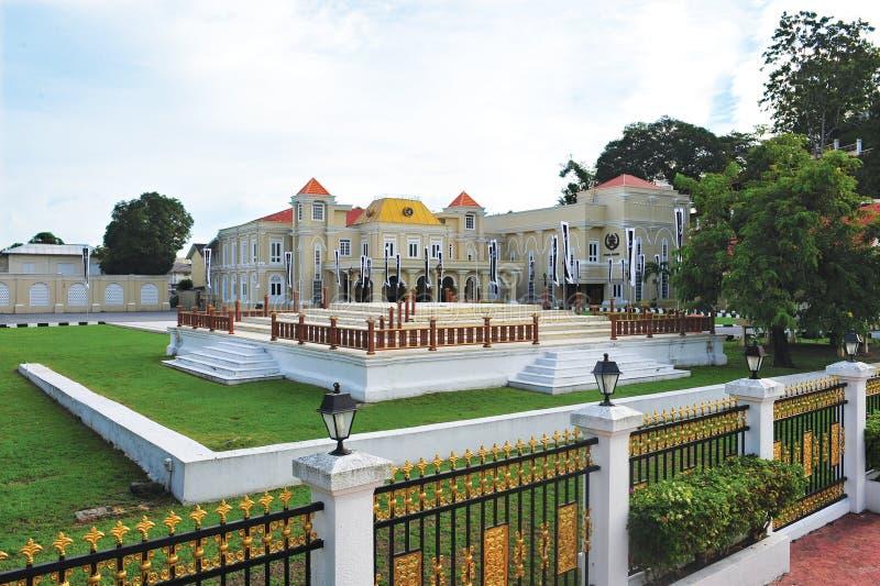 Istana Maziah royaltyfri fotografi