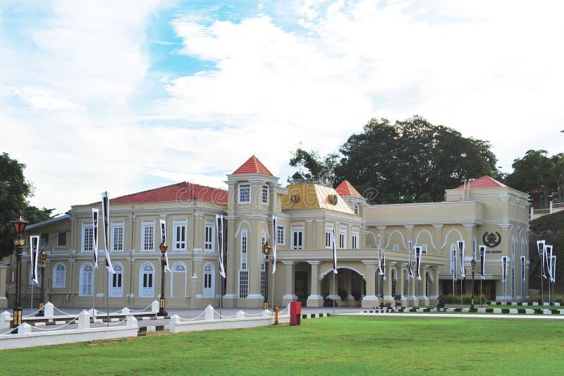 Istana Maziah fotografering för bildbyråer