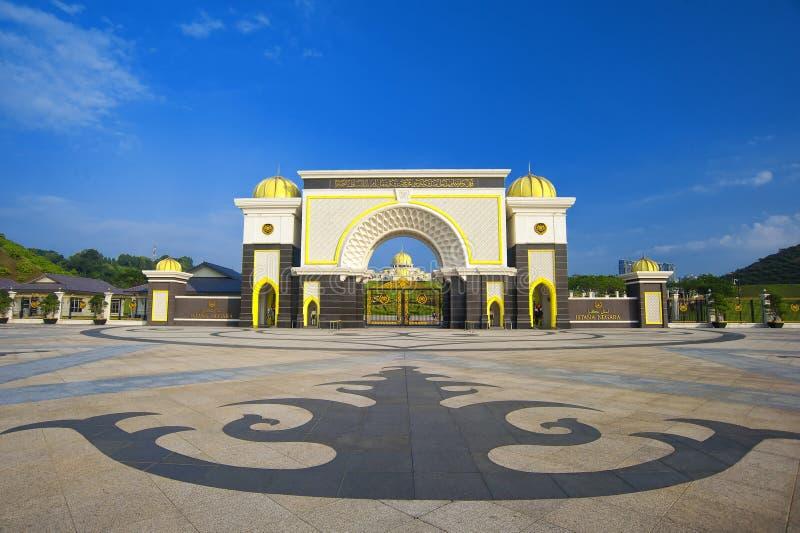 Istana Negara fotografia royalty free