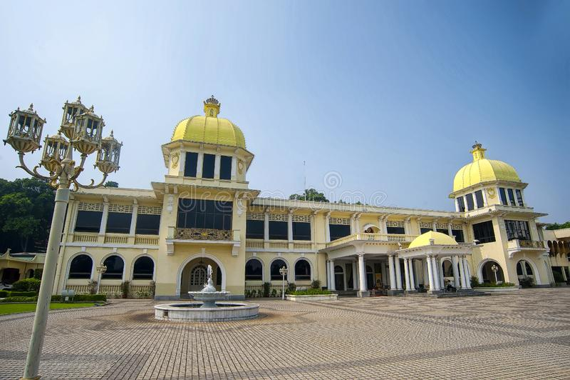 Istana Negara, Jalan Istana стоковое изображение rf