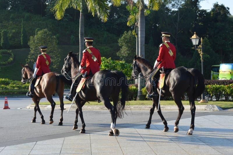Istana Negara, Jalan Tuanku Abdul Halim zdjęcie royalty free
