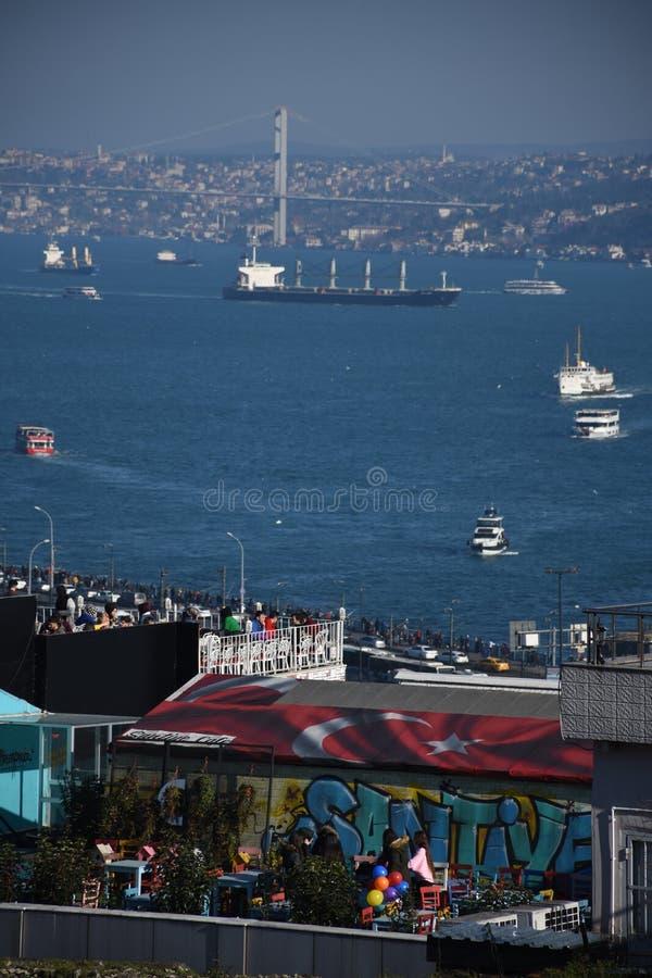 Istanboel, Turkije stock fotografie