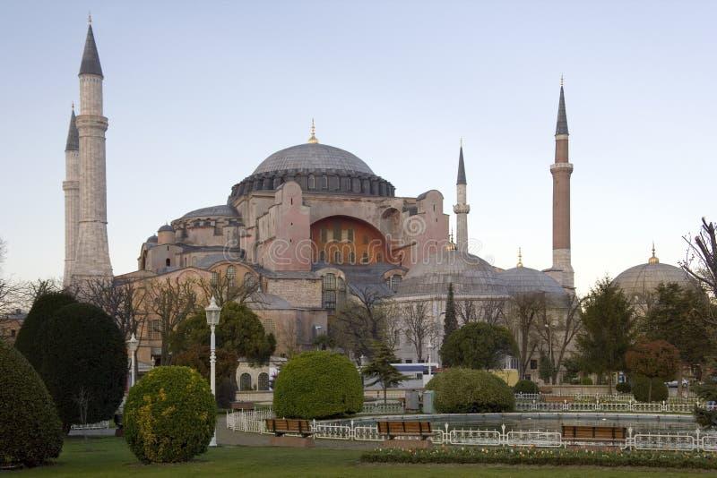 Istanboel - Turkije stock foto