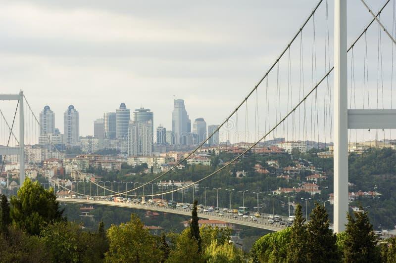 Istanboel-Turkije stock foto
