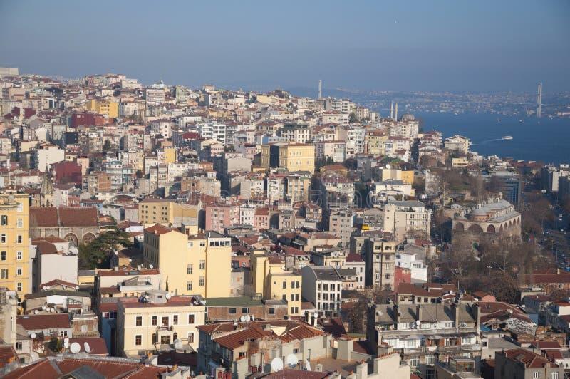 Istanboel, Turkije royalty-vrije stock afbeelding