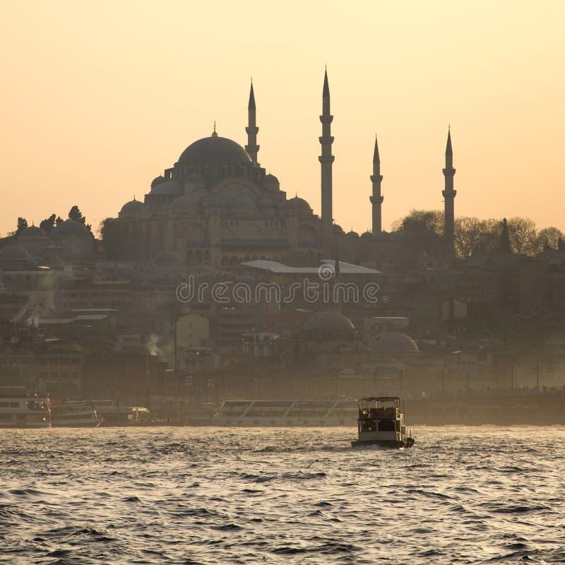Istanboel, Turkije stock foto's