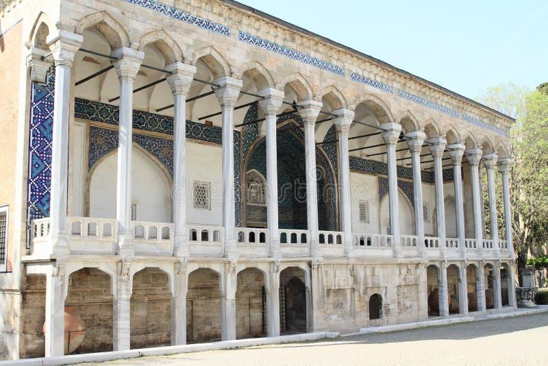 Istanbuł archeologii muzea w Istanbuł obraz royalty free