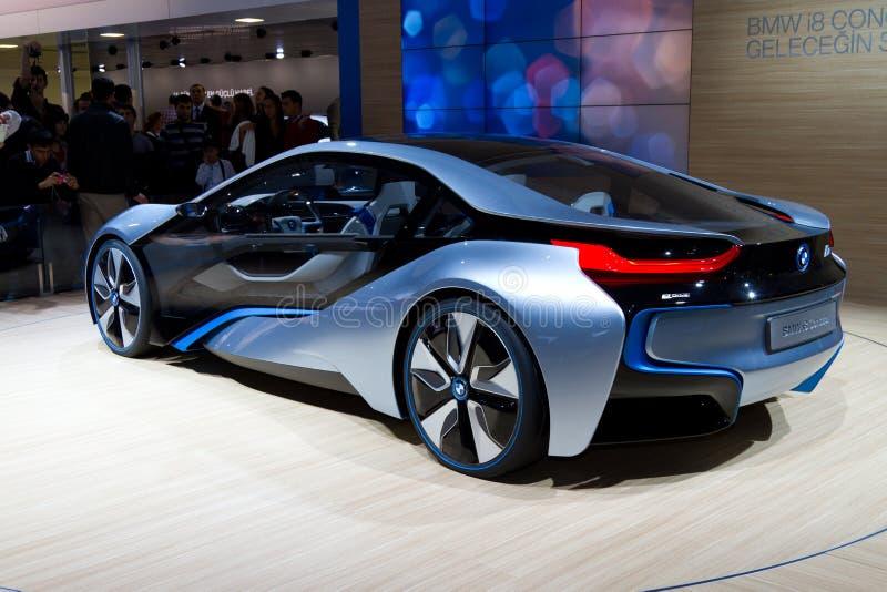 Istanbuł Auto przedstawienie 2012 zdjęcia stock