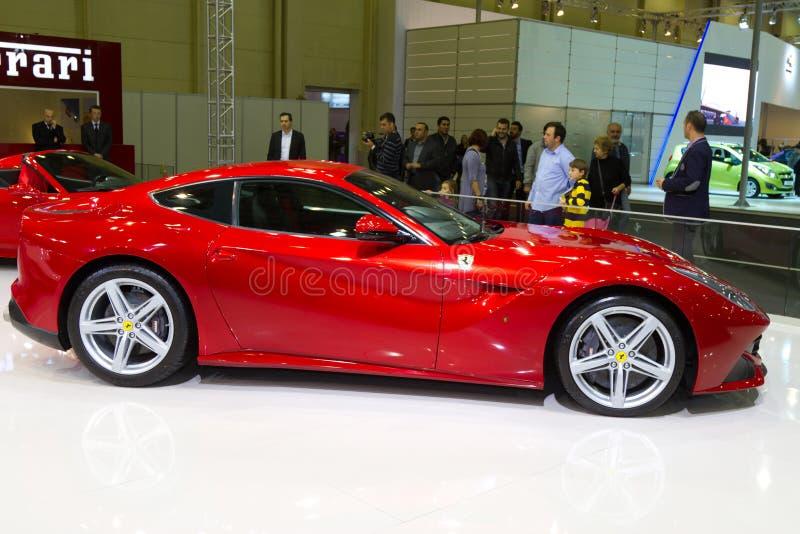 Istanbuł Auto przedstawienie 2012 obraz stock
