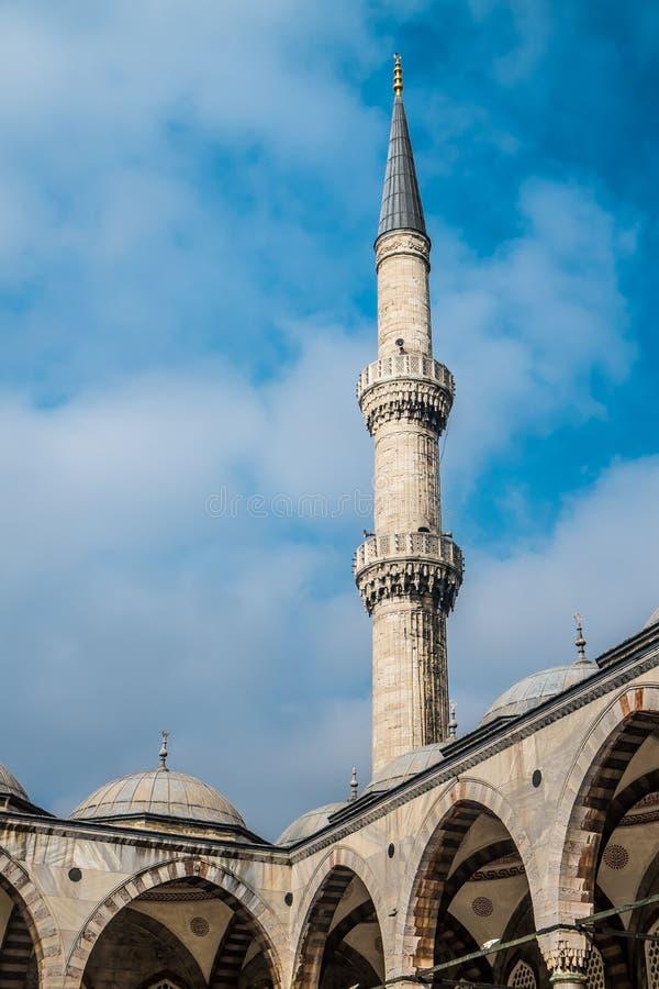 Istanbuł błękita meczet zdjęcie stock