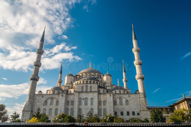 Istanbuł błękita meczet obrazy royalty free