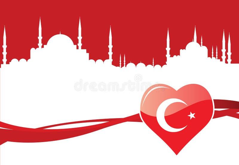 istanbul ilustracji