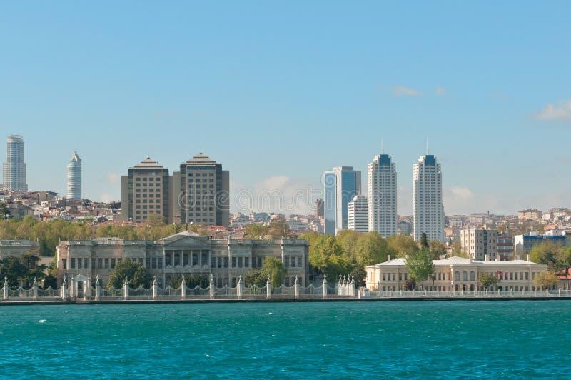 Download Istanbul stock photo. Image of office, bosphorus, europe - 14235856