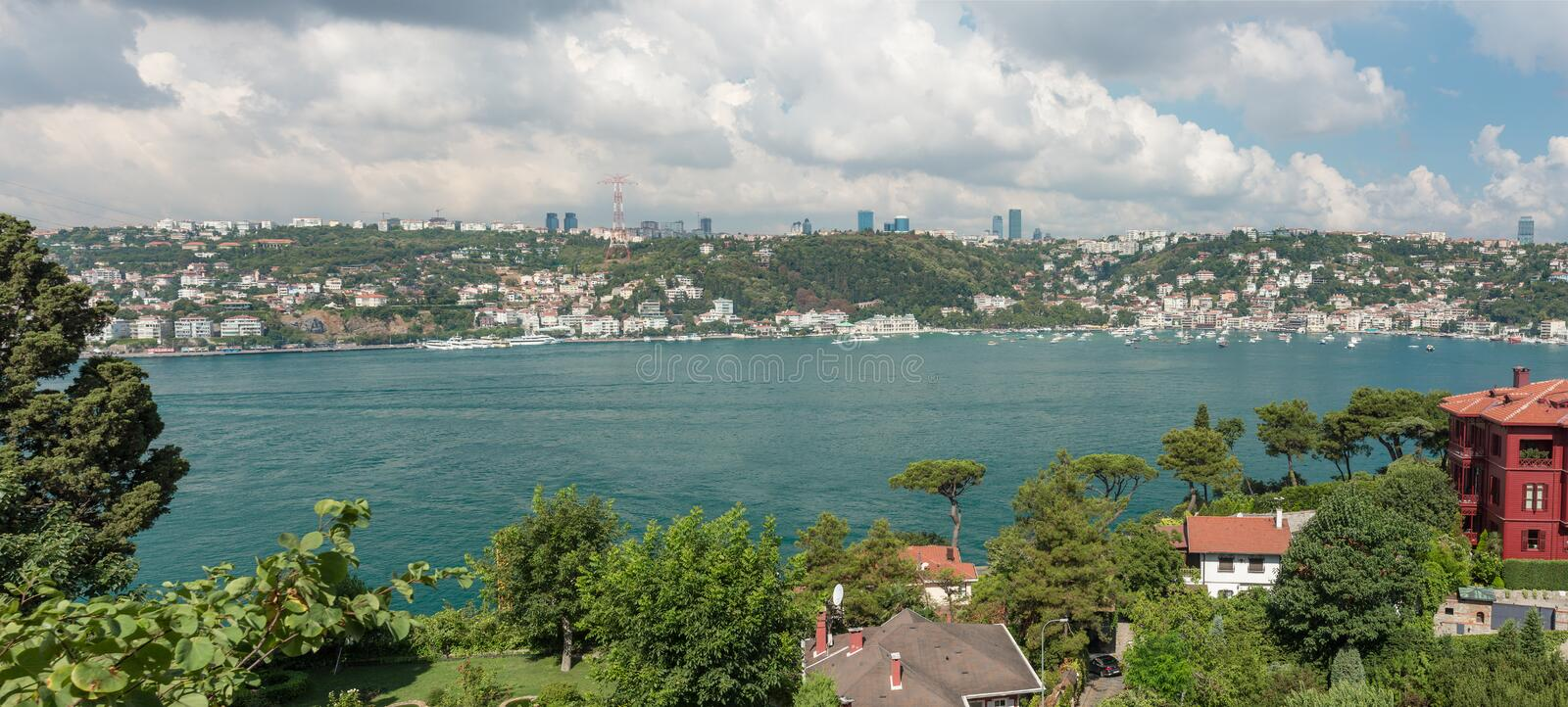 Download Istanbul stock photo. Image of panorama, garden, cityscape - 26131842