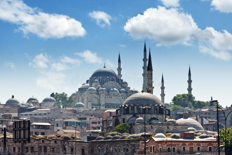 Download Istanbul, stock photo. Image of temple, turkey, view - 28742386