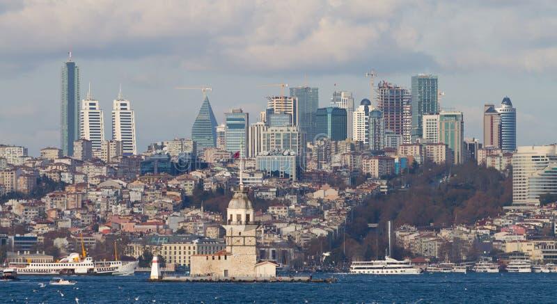 Istanbul arkivfoton