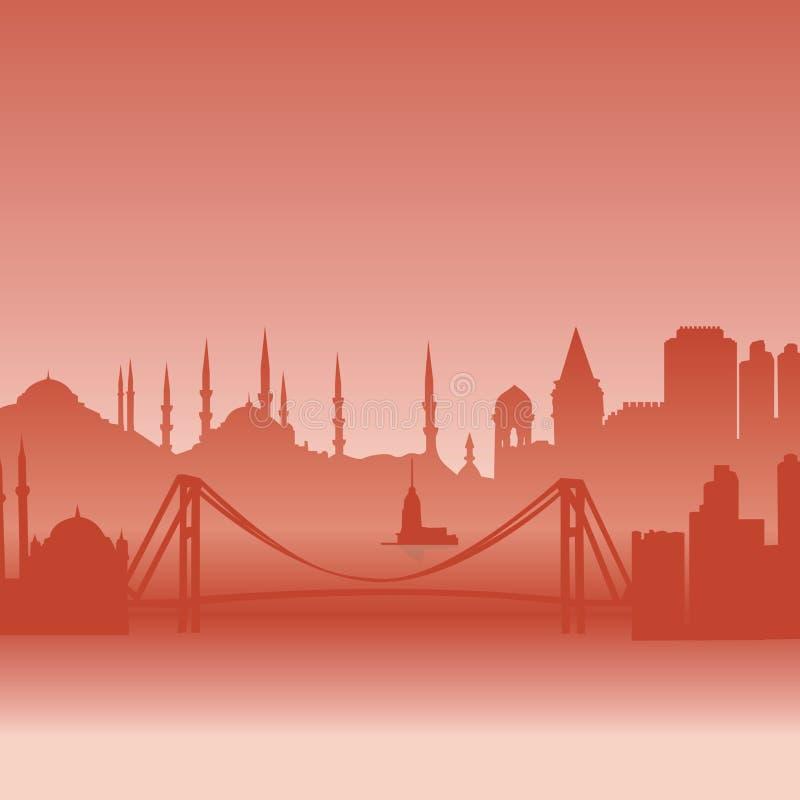 istanbul stock illustrationer