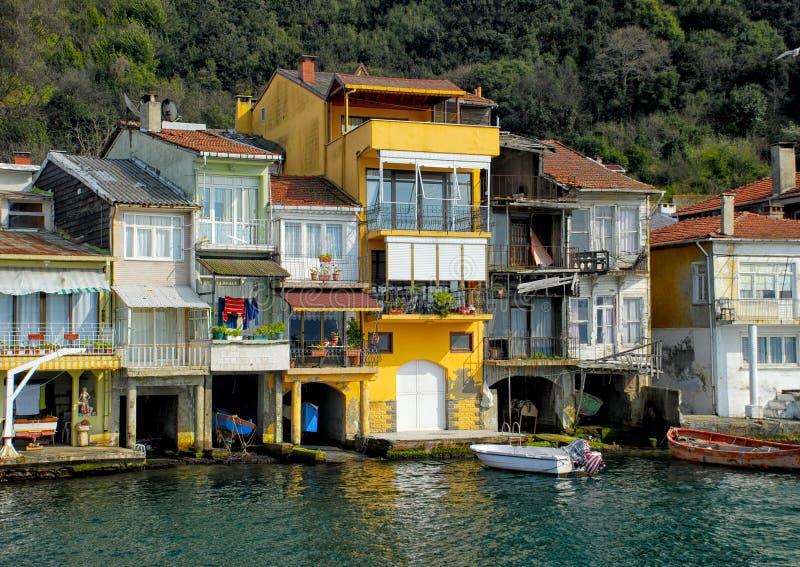 Istanbul Anadolu Kavagi lizenzfreie stockfotografie