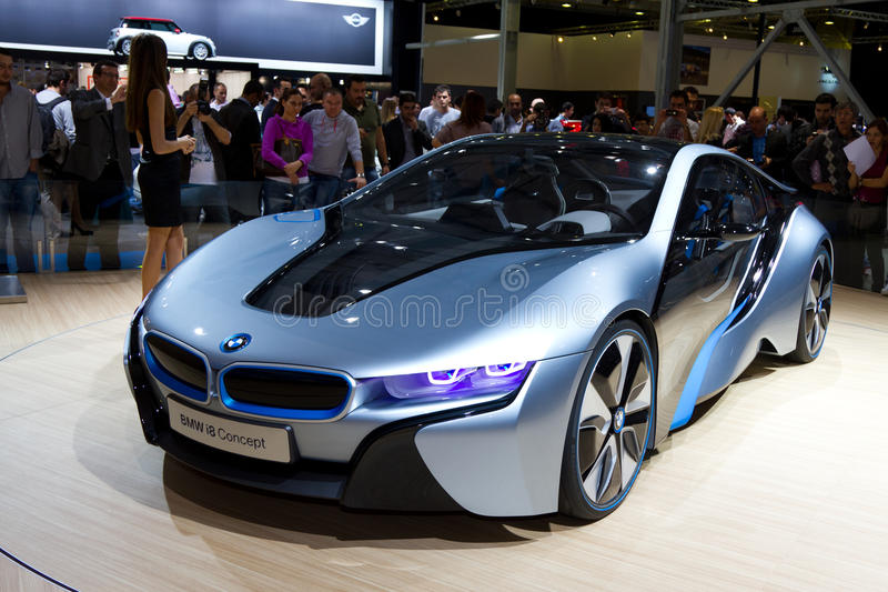Download Istanbul Auto Show 2012 editorial stock photo. Image of autocar - 27843163