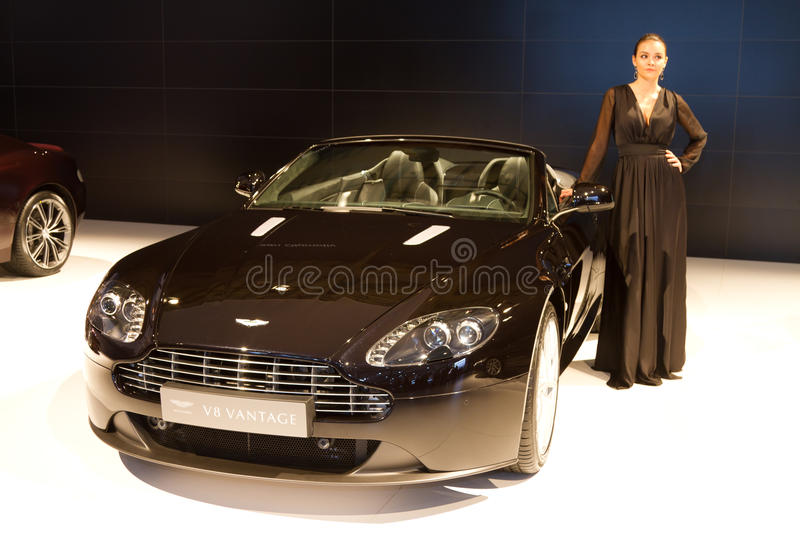 Download Istanbul Auto Show 2012 editorial image. Image of fast - 28304610