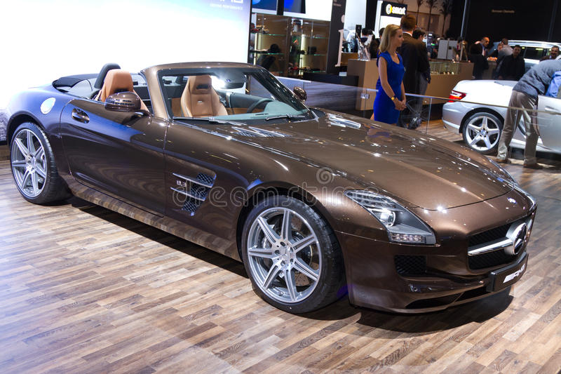 Download Istanbul Auto Show 2012 editorial stock image. Image of fast - 28668274