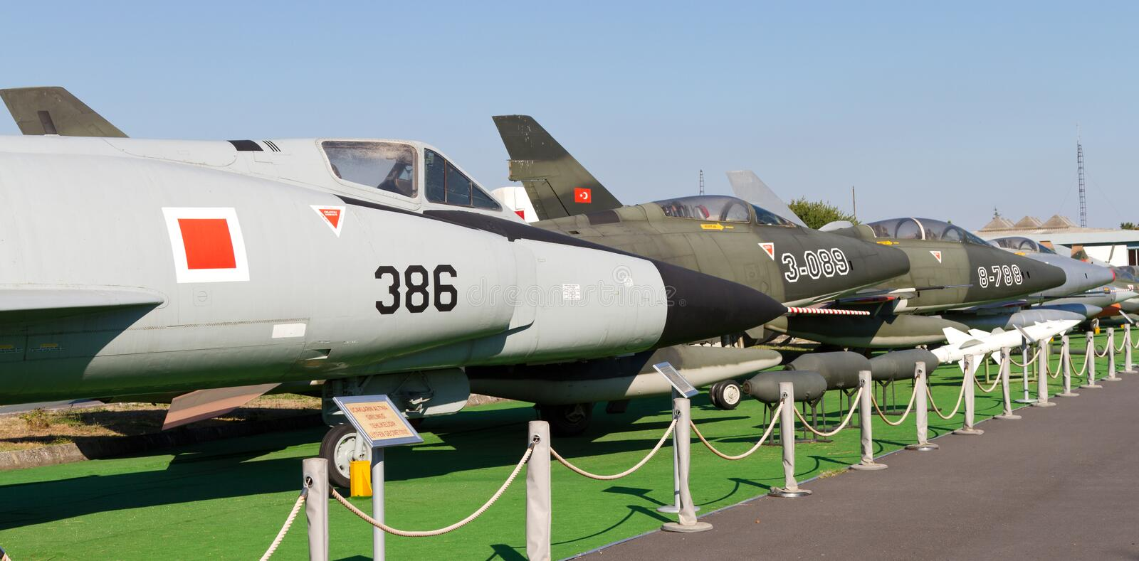Download Istanbul Aviation Museum editorial stock image. Image of army - 28987079