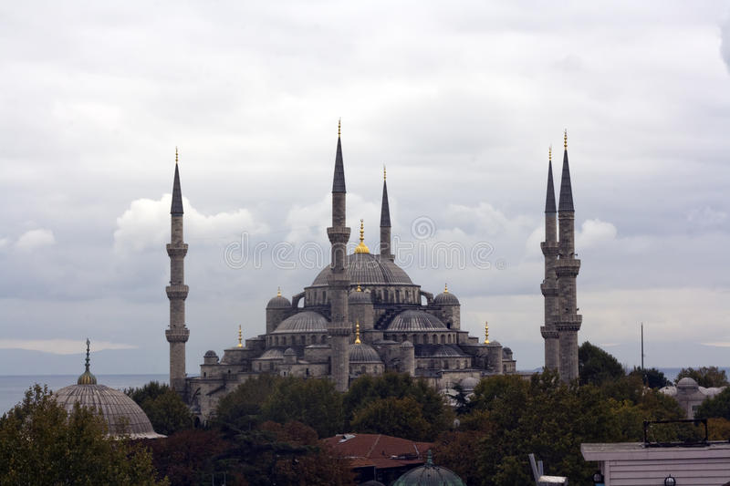 Download Istanbul Blue Mosque Sultan Ahmed Stock Photo - Image: 23451292