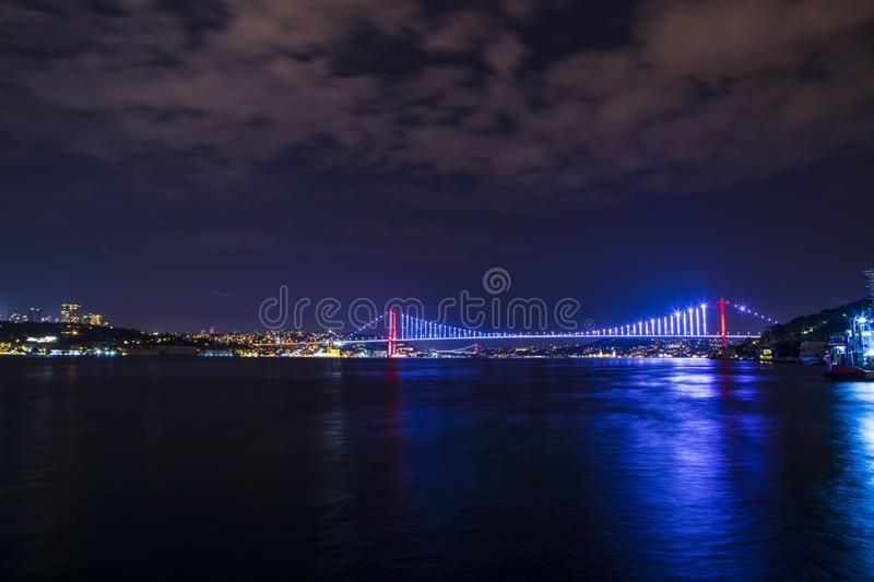 Istanbul the capital of Turkey, eastern tourist city. 17/07/2019 royalty free stock photo