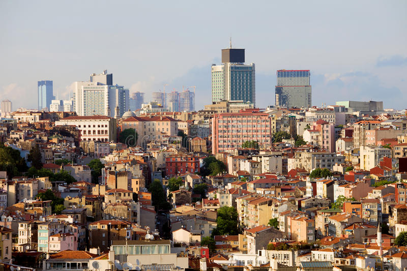 Download Istanbul Cityscape stock image. Image of middle, residential - 20903285