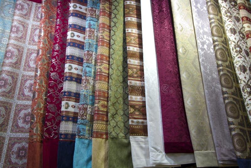 istanbul dywaników sprzedaży turkish zdjęcie stock