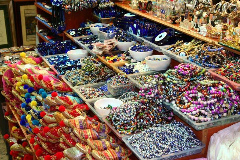 Download Istanbul grand bazaar stock image. Image of jewellery - 7591021