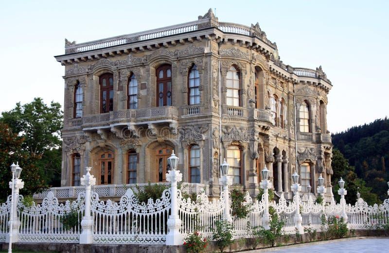 istanbul kucuksu pałac zdjęcia royalty free
