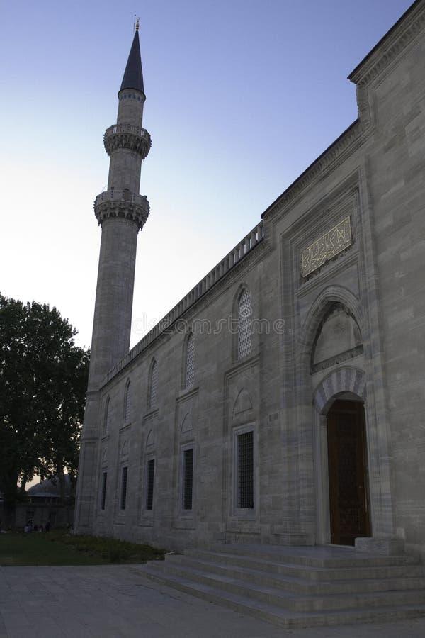 istanbul meczetu zdjęcie royalty free