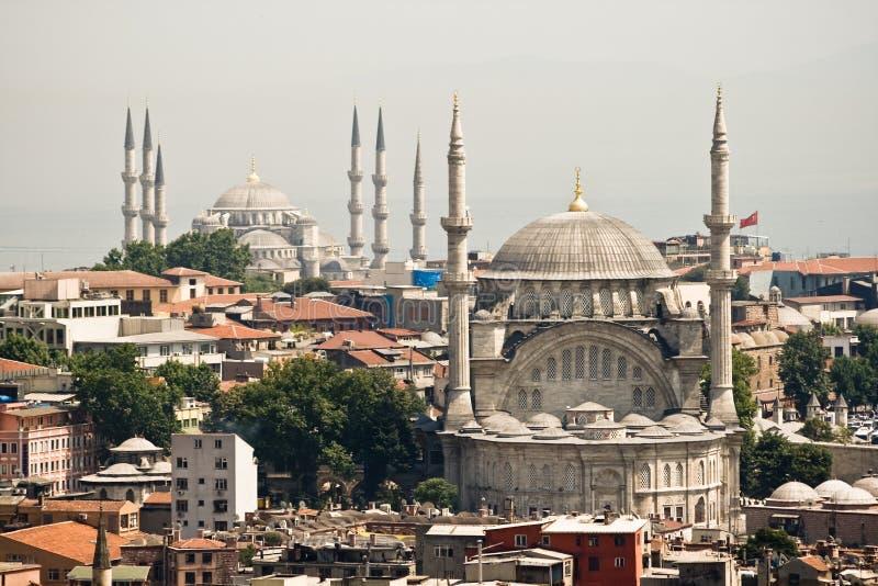 istanbul meczety zdjęcie stock